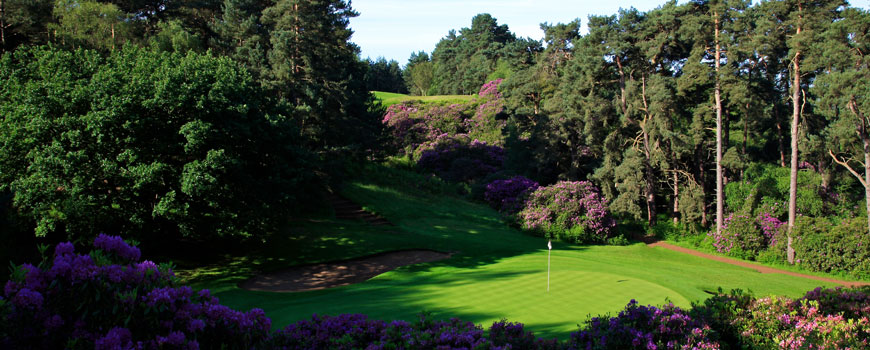 Golf Courses in Buckinghamshire