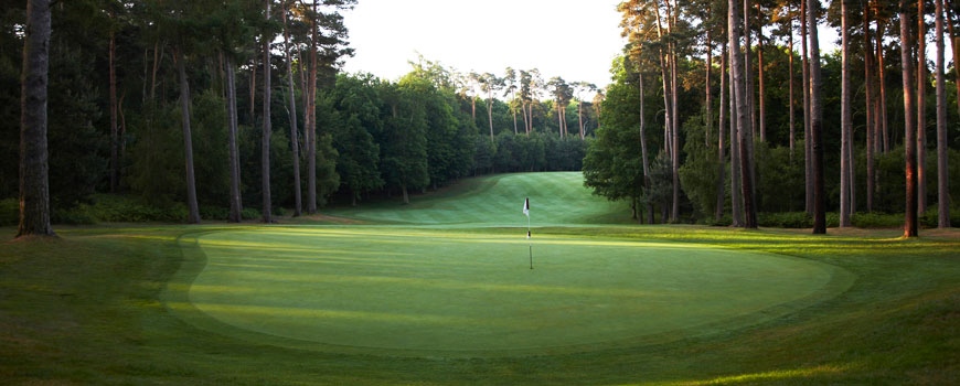Duchess Course at Woburn Golf Club
