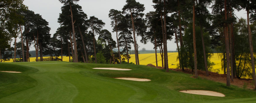 Marquess Course at Woburn Golf Club