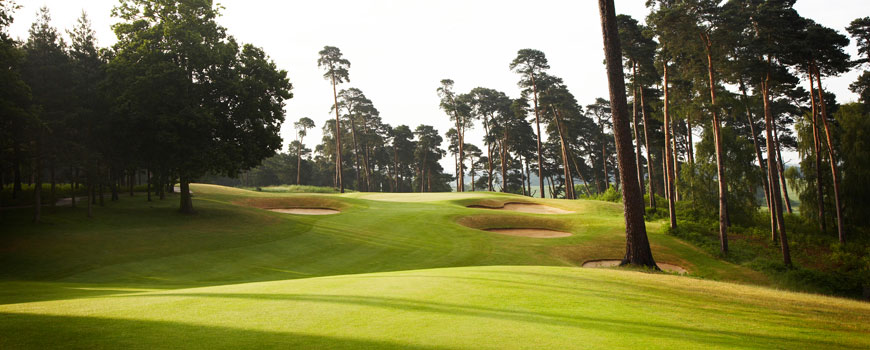 Marquess Course Course at Woburn Golf Club Image