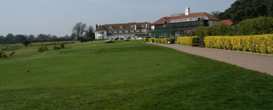 Main Course Course at North Foreland Golf Club Image
