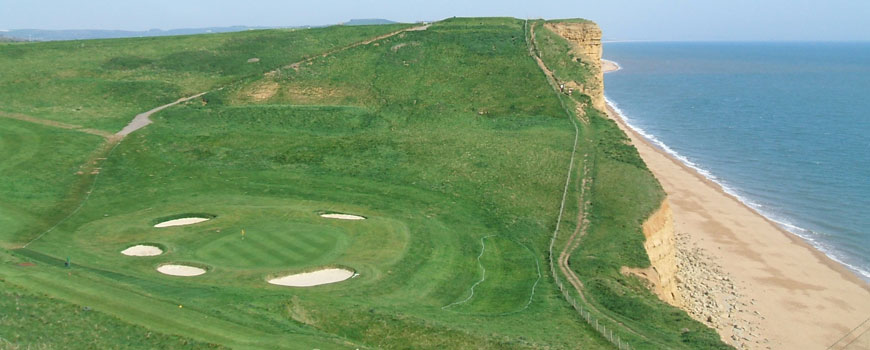Bridport & West Dorset Golf Club at Bridport and West Dorset Golf Club in Dorset