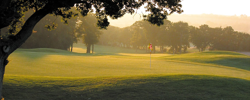 Golf Courses in Devon