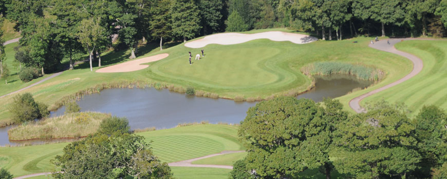 The Acorns Course at Woodbury Park Hotel and Golf Club Image