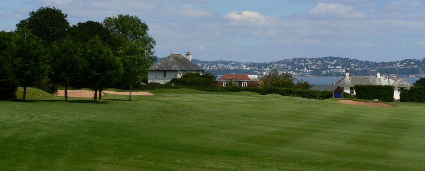 Churston Golf Club at Churston Golf Club in Devon
