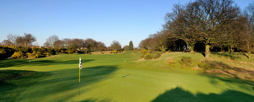 Orsett Golf Club at Orsett Golf Club in Essex