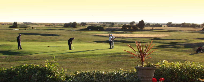 Golf Courses in Essex
