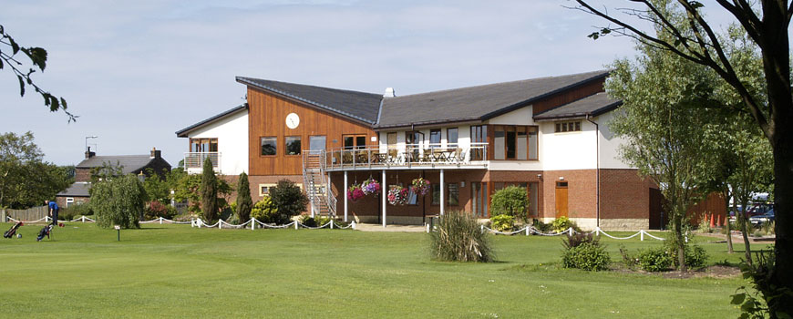 Leyland Golf Club at Leyland Golf Club in Lancashire