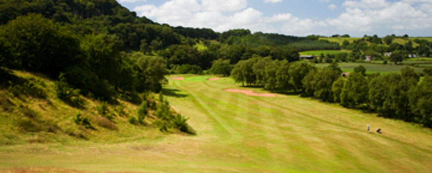 Pleasington Golf Club at Pleasington Golf Club in Lancashire