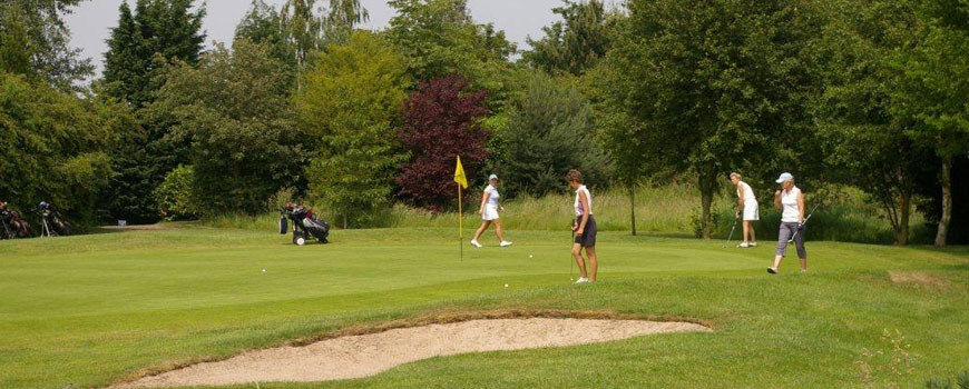 Course at Peover Golf Club Image