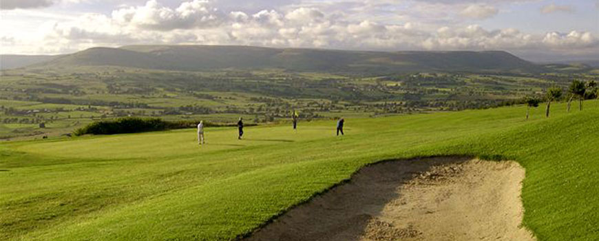 Longridge Golf Club at Longridge Golf Club in Lancashire
