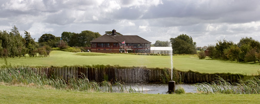 Hurlston Hall Golf & Country Club at Hurlston Hall Golf and Country Club in Lancashire