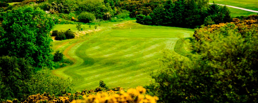 Course at Scrabo Golf Club Image