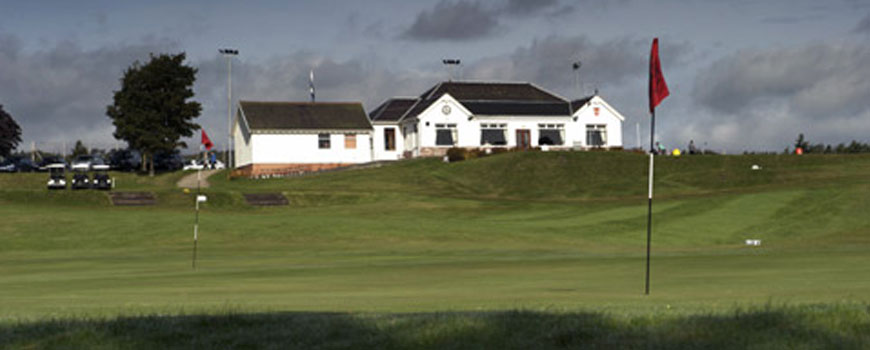 Course at GrantownonSpey Golf Club Image