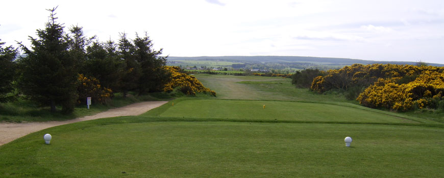 Course at Buckpool Golf Club Image