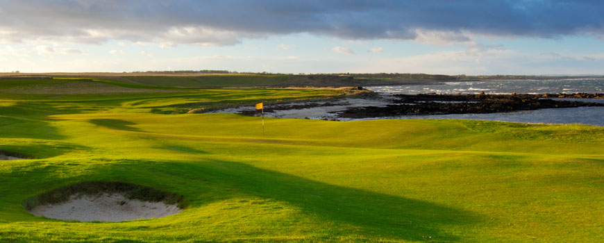 Balcomie Links at Crail Golfing Society