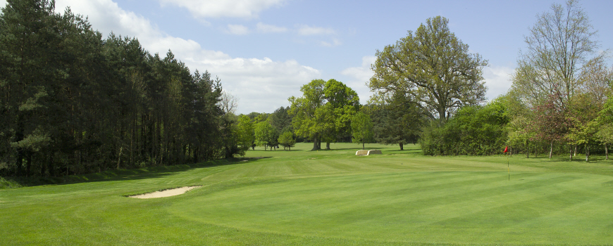 Bramshaw Golf Club  Golf Course Included In Two Nights Two Rounds at The Bell Inn Bramshaw