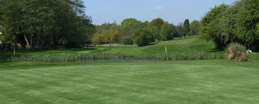 The Hurricane at West Malling Golf Club in Kent