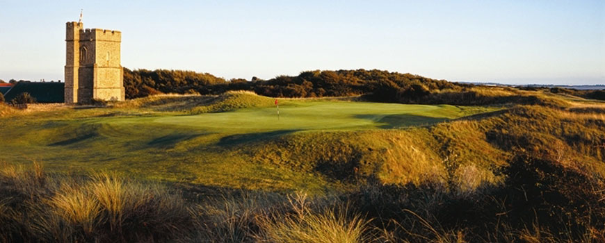 The Championship Course at Burnham and Berrow Golf Club
