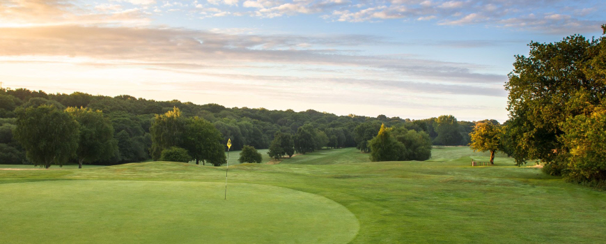 Course at Canterbury Golf Club Image