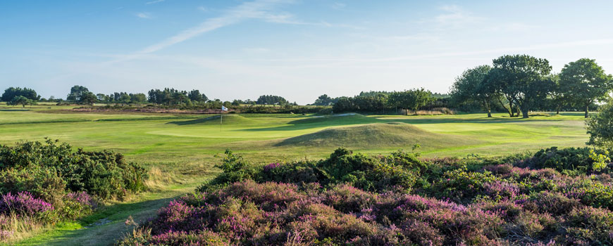 Teignmouth Golf Club at Teignmouth Golf Club in Devon