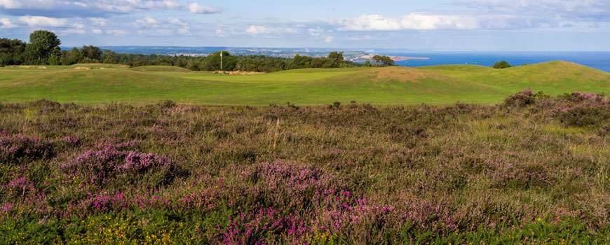Course at Teignmouth Golf Club Image