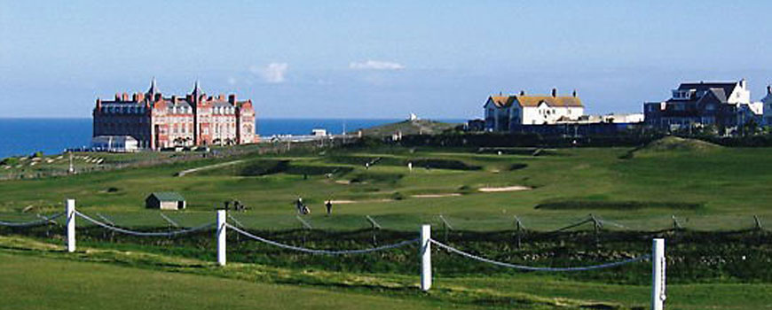 Course at Newquay Golf Club Image