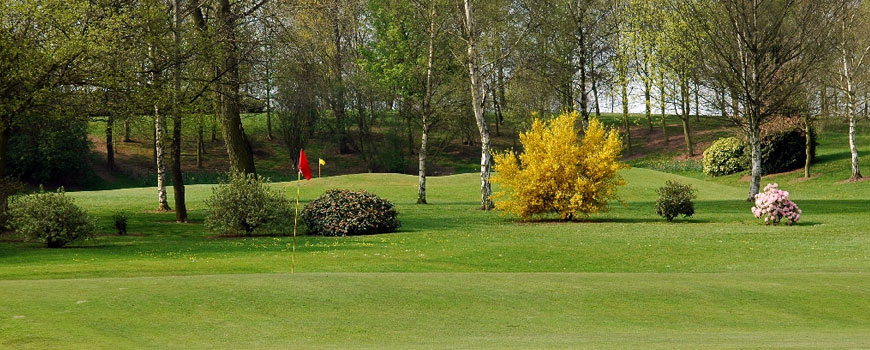 Erewash Valley Golf Club at Erewash Valley Golf Club in Derbyshire