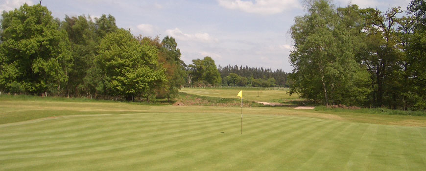 New Course Course at Royal Ascot Golf Club Image