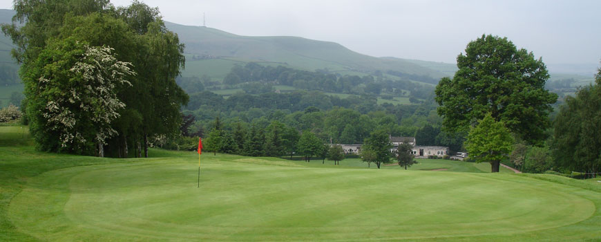 Course at Sickleholme Golf Club Image