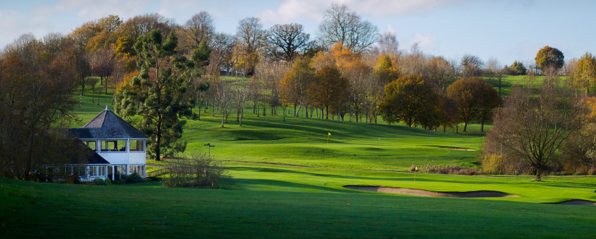 The Wood and The Lakes Course at Sandford Springs Hotel and Golf Club Image