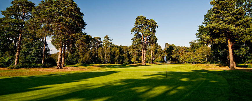 Longcross Course at Foxhills part of The Foxhills Collection Image