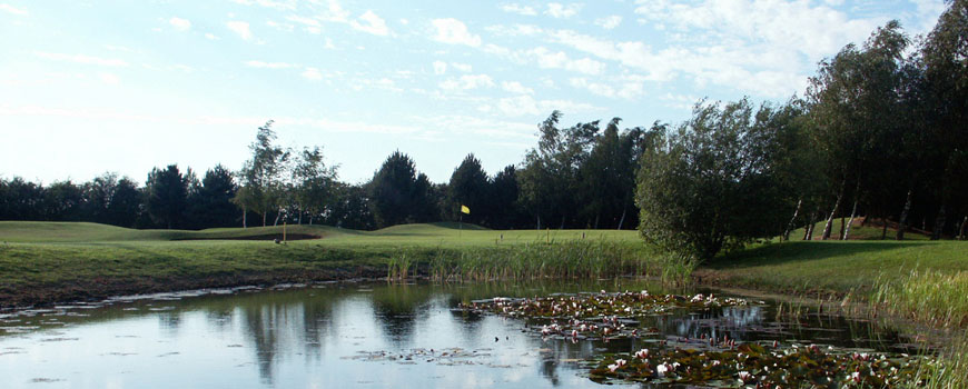 Course at Weston Turville Golf Club Image
