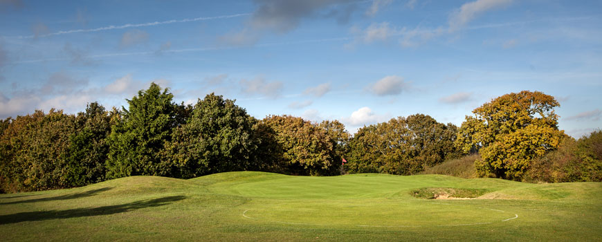 The Valley Course at Barnham Broom in Norfolk