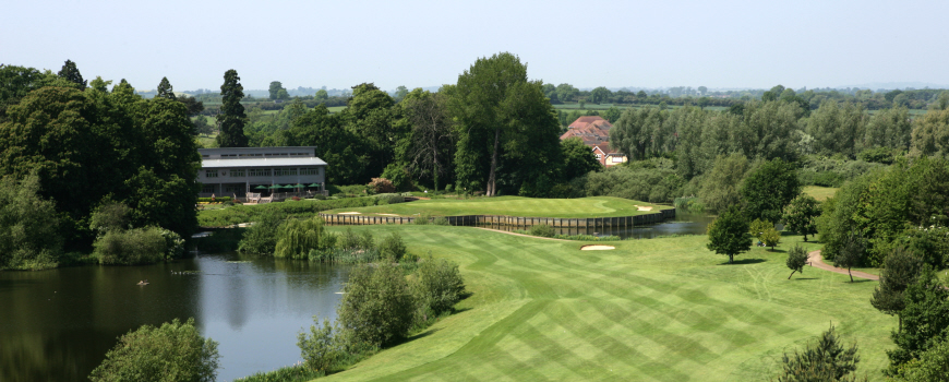 Golf Courses in Northamptonshire