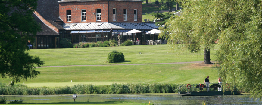 Melbourne Course Course at Brocket Hall Golf and Country Club Image