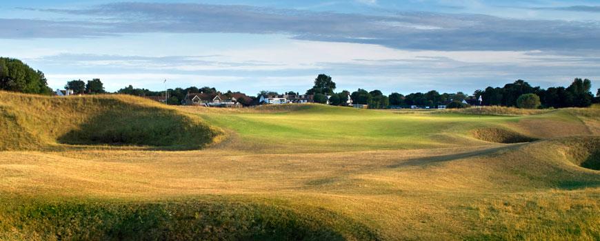 Littlestone golf club