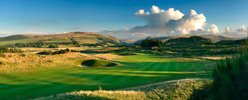 PGA Centenary Course at Gleneagles