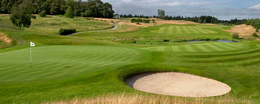 PGA Centenary Course Course at Gleneagles Image