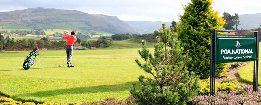 The PGA National Academy Course Course at Gleneagles Image