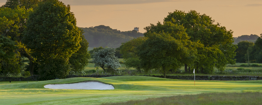 Golf Courses in Derbyshire