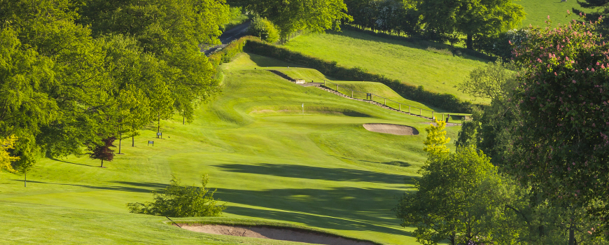 Priory Course Course at Breadsall Priory Marriott Hotel & Country Club Image