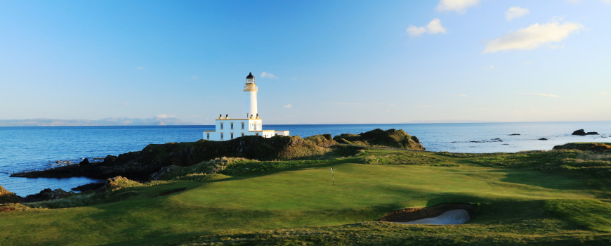 The Ailsa at Trump Turnberry Scotland