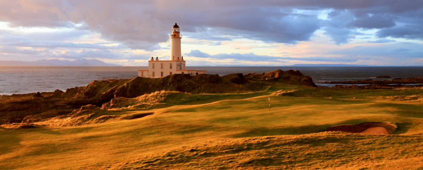 The Ailsa Course at Trump Turnberry Scotland Image