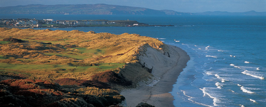 Dunluce Links at Royal Portrush Golf Club