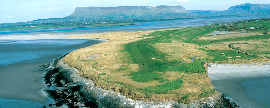 Championship Course at County Sligo Golf Club