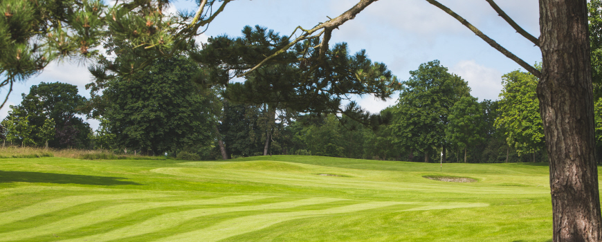 Harleyford Golf Club at Harleyford Golf Club in Buckinghamshire