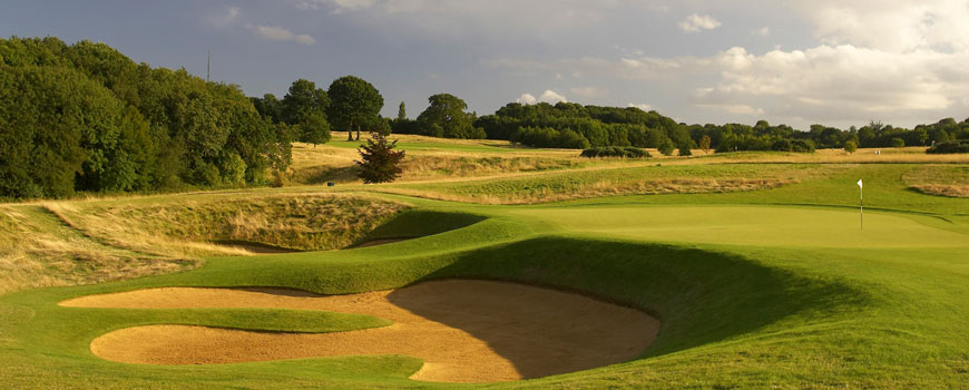 The Heritage at London Golf Club in Kent