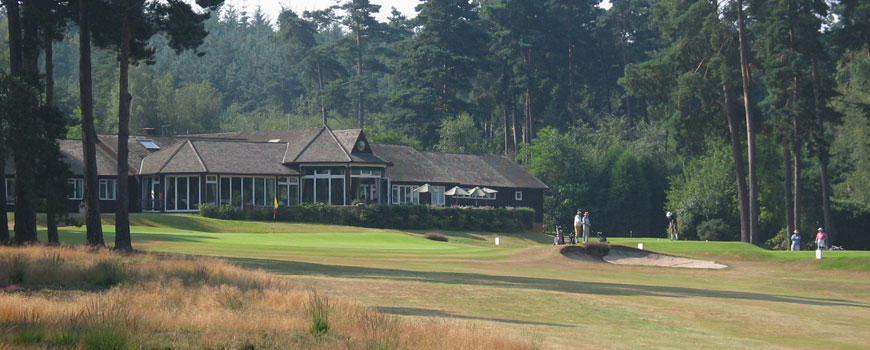 Course at Liphook Golf Club Image