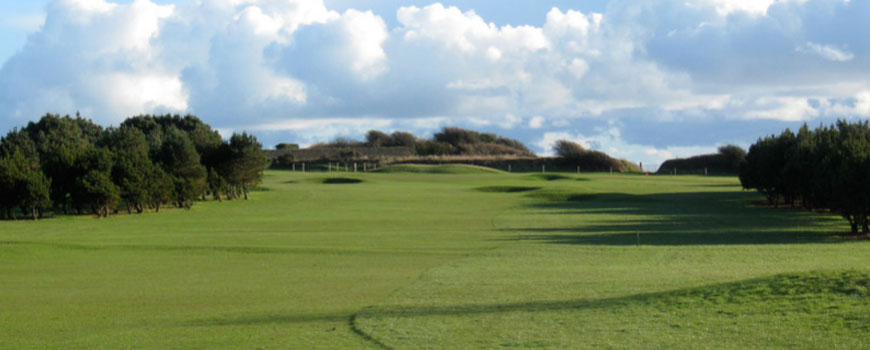 Staddon Heights Golf Club at Staddon Heights Golf Club in Devon